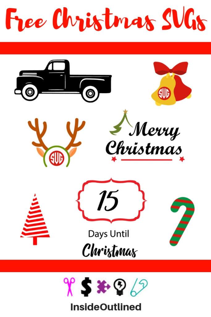 Days Until Christmas Svg Free.Free Christmas Svg Files