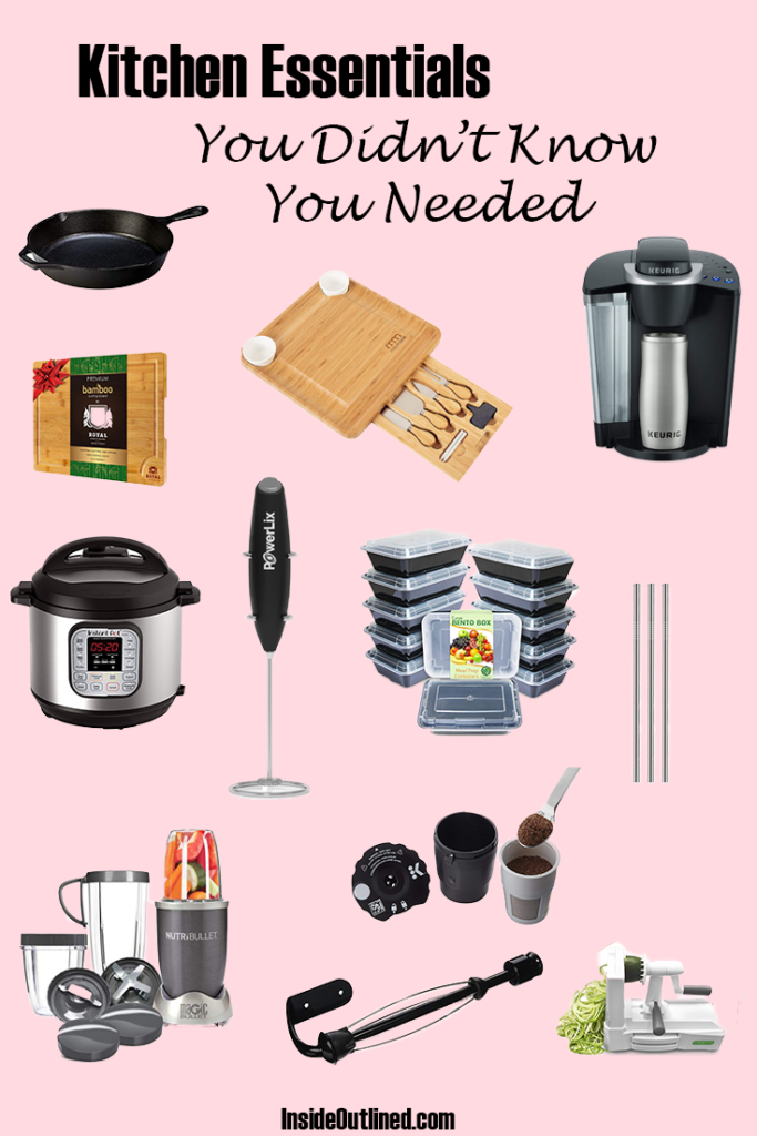Kitchen Essentials You Didn't Know You Needed