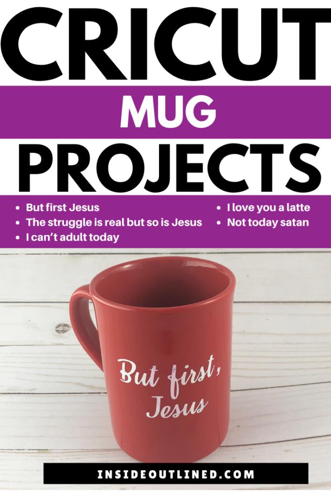 How To Make Cricut Mugs Insideoutlined